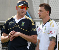 Steyn and I would have formed a prolific attack: Donald
