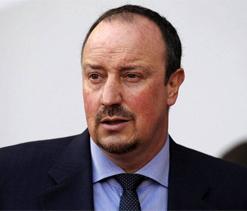 Benitez focused on beating Liverpool
