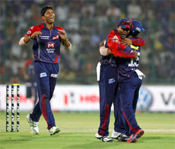 Dismal performance has no effect on Daredevils fans