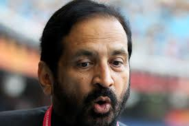 CWG probe: ED questions Kalmadi in money laundering case