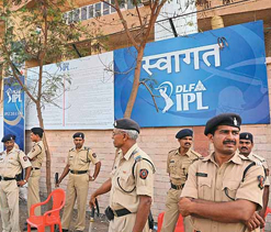 Terror alert on IPL matches after Boston blasts