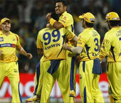 Super Kings, the team to beat again