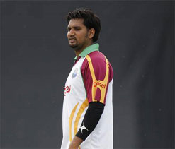 Rampaul eager to be part of RCB`s playing XI