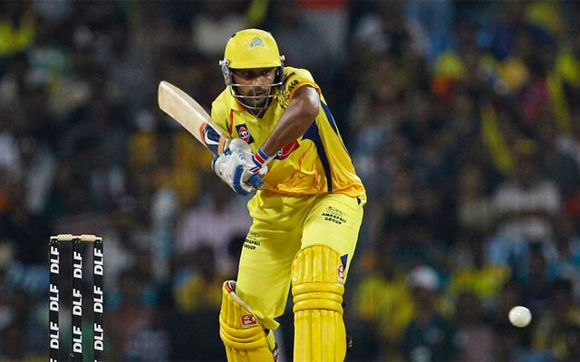 IPL: CSK has upperhand as Rajasthan come visiting