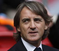 Roberto Mancini still has title dream, says Brian Kidd