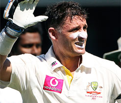 Michael Hussey revels in relaxed life after international retirement