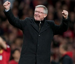 Fergie eyeing 21st league title with 50 m pounds transfer spree