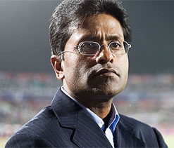 Disciplinary panel probing Lalit Modi to finalise its findings