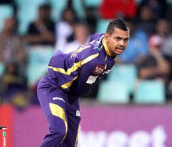 Injured Kallis` absence hurt our bowling: Sunil Narine