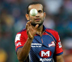I would like to bat higher up the order: Irfan Pathan