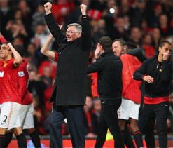 Man U to `parade` PL trophy on 13th may