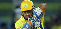 IPL 2013: Dhoni shines with unbeaten fifty in Chennai`s five-wicket win