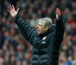 Arsenal's Wenger fears Chelsea's 'power' if Mourinho returns to club