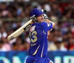 IPL: Watson's blitzkrieg powers Rajasthan to 8-wkt win