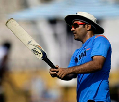 Virender Sehwag might be back to wearing spectacles once again