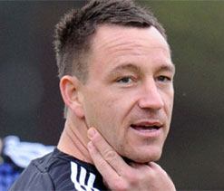 Terry relaxed over Chelsea future