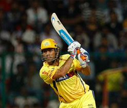 IPL 6:  MS Dhoni fined for slow over rate