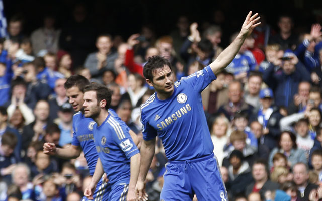 EPL: Chelsea beat Swansea 2-0 as Lampard closes in on Tambling's record