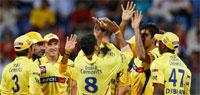 IPL 6: Hussey`s knock counts as Chennai win despite Bisla`s heroics