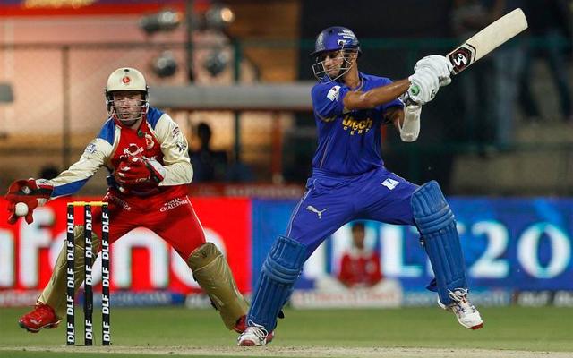 IPL 2013: Rajasthan tame Bangalore in a thriller