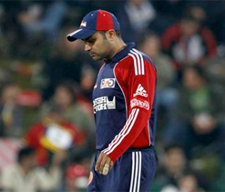 IPL 6: Sehwag ruled out for opener against KKR
