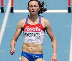 Hurdler Yelena Churakova tests positive for steroids