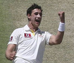 Starc gets USD 1m CA contract