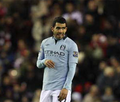 Tevez fears being `out-priced` by City for `dream move` to Argentina
