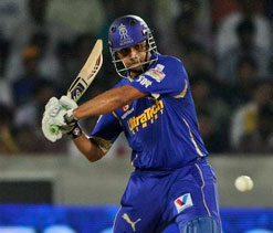 Fall of Dravid`s wicket made me more determined: Samson