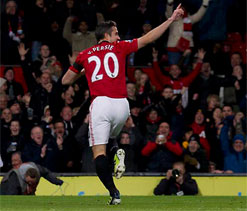 Evra says Van Persie made right decision to quit Arsenal