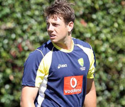 James Pattinson ruled out of IPL, KKR to miss pacer`s service