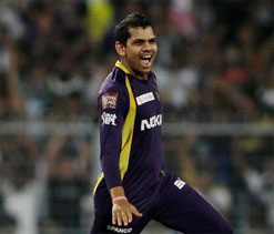 Sunil Narine has a golden arm: Ganguly