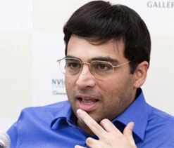 Anand hails concept of Maharashtra Chess League