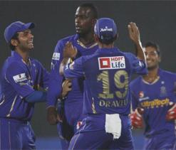 IPL 2013: Cooper bowls Royals to victory over Daredevils