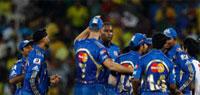 IPL 2013: Pollard's all-round show helps Mumbai defeat Chennai by nine runs