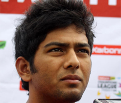Unmukt Chand reprimanded for dress code rule violation