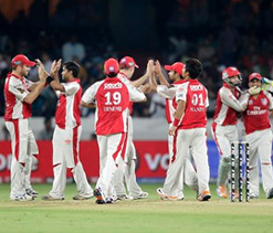 IPL 2013, Pune Warriors vs Kings XI Punjab: Statistical highlights