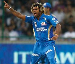 Malinga joins Mumbai Indians