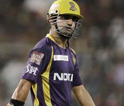 We batted poorly: KKR skipper Gambhir