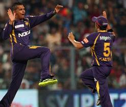 IPL 2013: Statistical highlights- Rajasthan Royals vs KKR