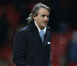 It was an honour to compete against Sir Alex: Mancini