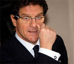 Capello says Ferguson retired following `excess stress`