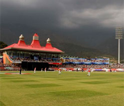 Continuous rain in Dharamsala no threat to IPL matches