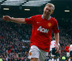 Manchester United midfielder Paul Scholes to retire at end of season