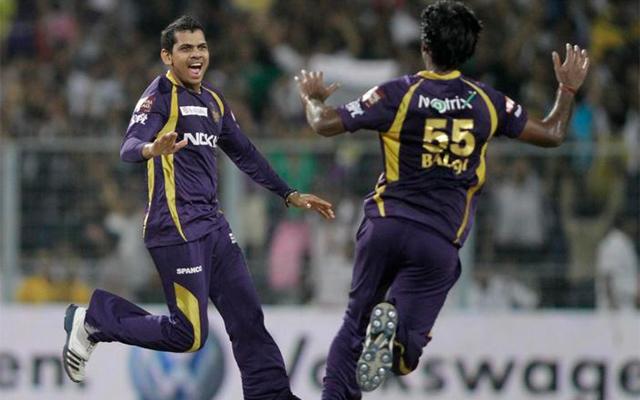 IPL 2013: Narine, Kallis shine in KKR`s 5-wicket win over RCB