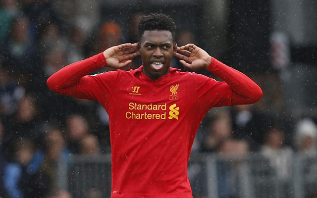 Daniel Sturridge's hat-trick leads Liverpool to 3-1 win over Fulham