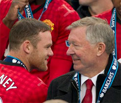 Wayne Rooney has asked to leave Manchester United, reveals Ferguson