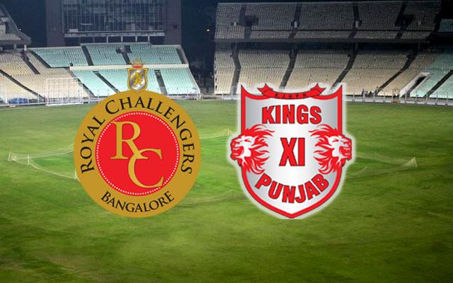 IPL 2013: Royal Challengers Bangalore vs Kings XI Punjab - As it happened...