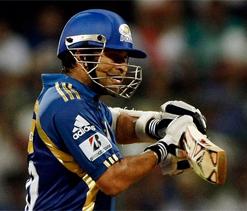 Sachin Tendulkar has sprained left hand: MI