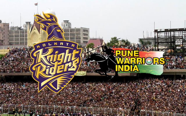 IPL 2013: Kolkata Knight Riders vs Pune Warriors - As it happened...